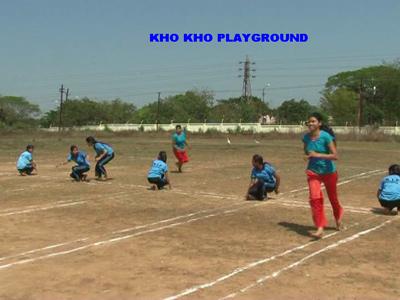 KHO KHO PLAYGROUND